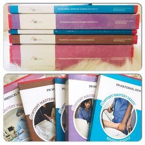 ATI LPN BOOKS - great condition